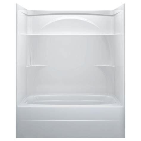 bathtub one piece one piece shower with bathtub clubnoma com