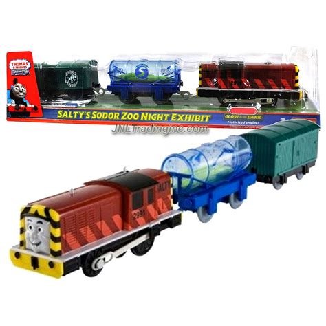 Fisher Price And Friends Motorized Railways Hiro And Friends Trackmaster Motorized Railway 3 Pack