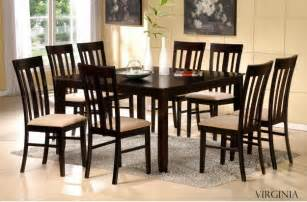 Dining Table Chair Sets Xing Fu The Feng Shui Of Dining Tables