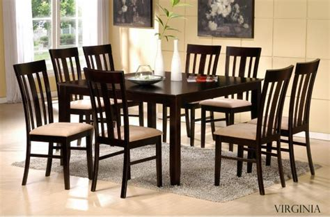 62505740 1 beautiful 9pc dining set dining table 8 chairs