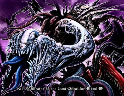 Kartu Duel Masters Kejila The Horror image phantasmal horror gigazald artwork jpg duel