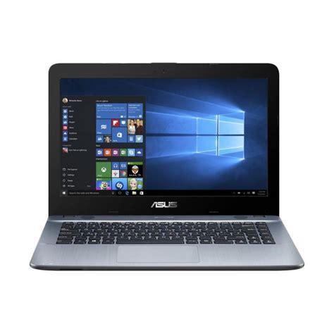 Laptop Asus Amd 14 Inch jual asus x441ba ga602t notebook silver amd a6 9220 4gb