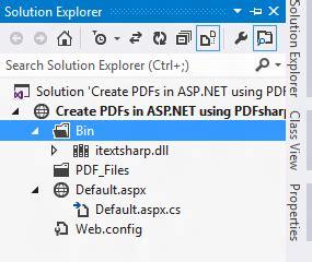 itextsharp tutorial asp net c creating pdf files in asp net using itextsharp