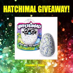 Free Toys Giveaway For Christmas - giveaway hatchimals 2016 top christmas toy freebies2deals