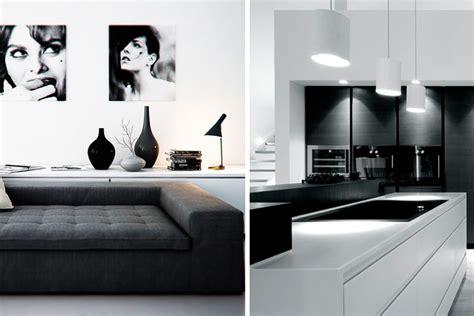 Imagenes En Blanco Y Negro Para Decorar | todas las claves para decorar en blanco y negro