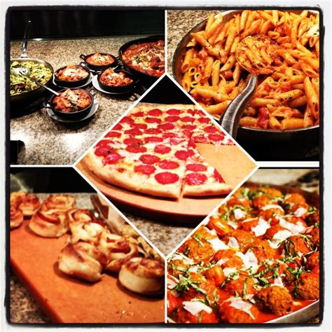 pizza buffet las vegas italian food pizza pasta balls in marinara garlic bread rolls yelp