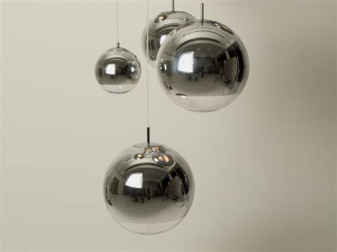 Buy The Tom Dixon Mirror Ball Pendant Light 25cm At Nest Co Uk Tom Dixon Mirror Pendant Light