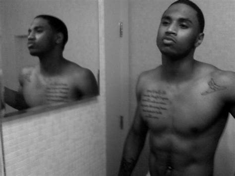 trey songz chest tattoo pics of trey songz katy perry buzz