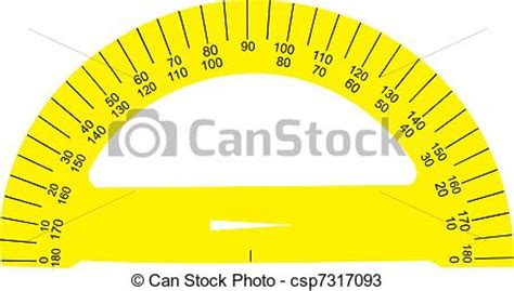printable round ruler vectors of round ruler a yellow ruler csp7317093 search