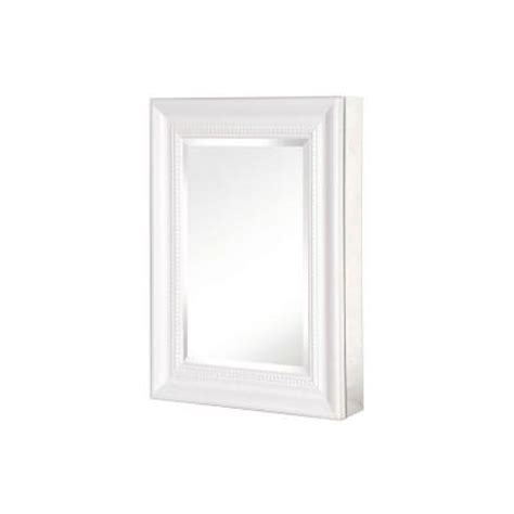 pegasus 15 in x 26 in recessed or surface mount mirrored