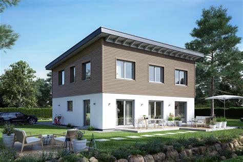fertighaus mit pultdach schw 246 rerhaus - Fertighaus Pultdach