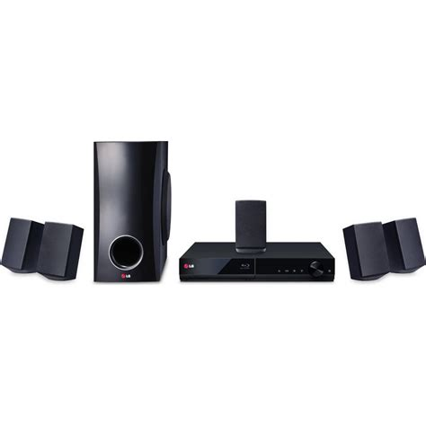 lg home theater system 5 1ch 500w 3d capable disc