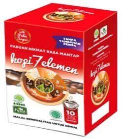 Sevel Hpai Tujuh Elemen Kopi Kesehatan produk kopi tujuh elemen hni asli posted by agus priyanto