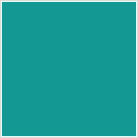 color aqua 129793 hex color rgb 18 151 147 aqua blue chill