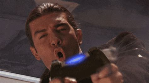 best gifs antonio banderas hijacks the ps4 launch with glorious gifs