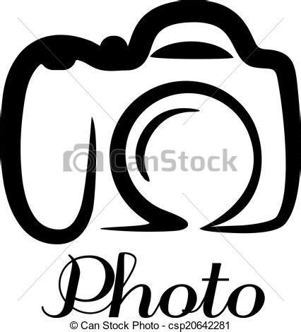 clipart macchina fotografica macchina fotografica foto emblema schizzo emblema foto