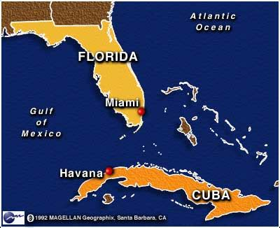map usa and cuba the bay of pigs background information hammondbop