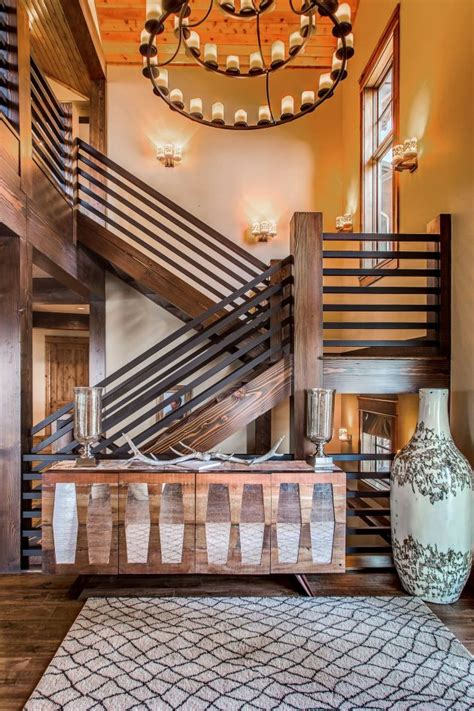 enchanting rustic staircase designs  youre