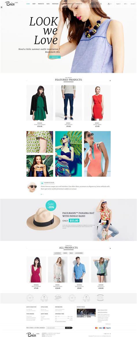 woocommerce themes clothing 15 best responsive fashion woocommerce themes 2015
