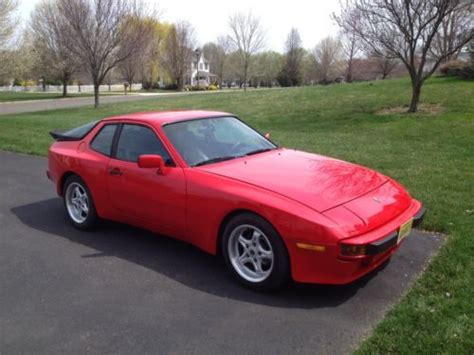 Topi Trucker Porsche 944 1984 purchase used 1984 porsche 944 base coupe 2 door 2 5l in