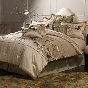 hsn home decor highgate manor papillon 9 piece comforter set at hsn com