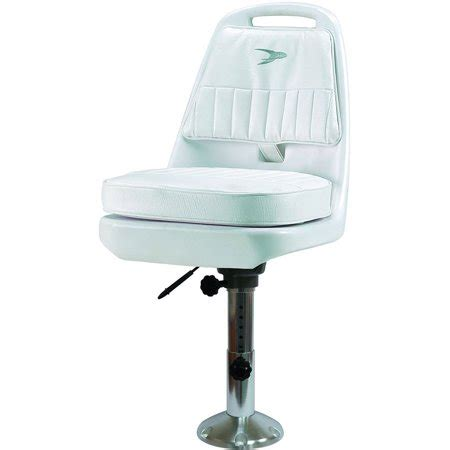 boat seat pedestal walmart wise standard pilot chair and adjustable pedestal with