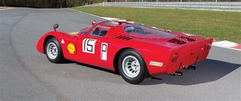 alfa romeo tipo 33 the development racing history 1968 alfa romeo tipo 33 2 daytona 1 72m rm auctions 2014