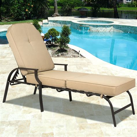 Lounge Chairs For The Pool by Discount Outdoor Chaise Lounge Chairs Mariaalcocer