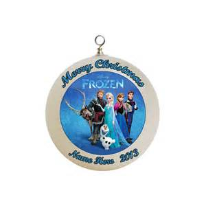 personalized disney frozen christmas gift