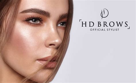 hd brows hd brows the no 1 salon brow treatment lift