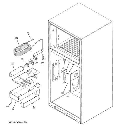 dispenser diagram appliance 911 repair and help forum pts25shsss water