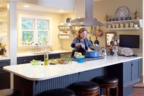 how professional chefs set up their own kitchen vera