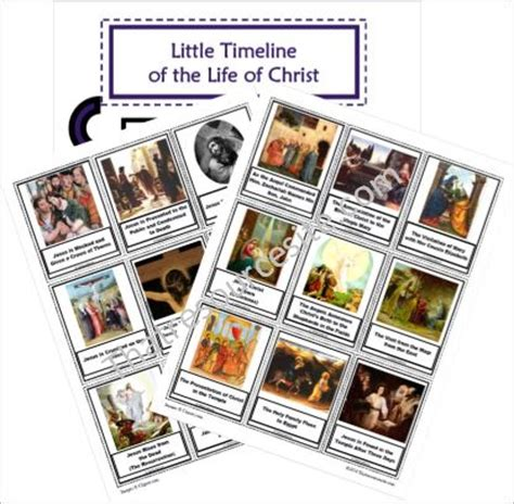 biography of jesus ks2 timelines archives that resource site