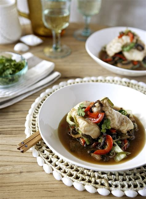 can dogs eat bok choy braised market fish with mushrooms and bok choy dish