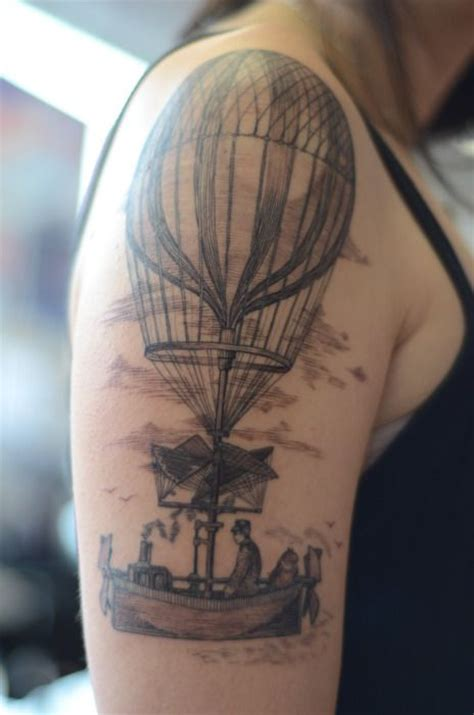 infinity tattoo portland wanderlust a symbol and balloon on
