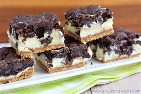 cheesecake topping bar chocolate cheesecake bars shugary sweets