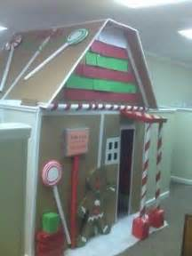 Christmas Office Decorating Themes 1000 Images About Cubicle Christmas Office Decorating
