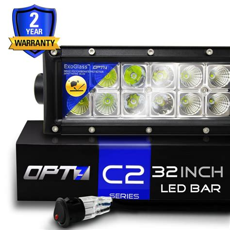 Best 32 Inch Led Light Bar Reviews Lightbarreport Com Opt7 Led Light Bar