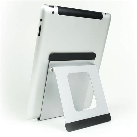 Universal Stand Tablet Stand universal aluminium tablet stand galaxy tab silver