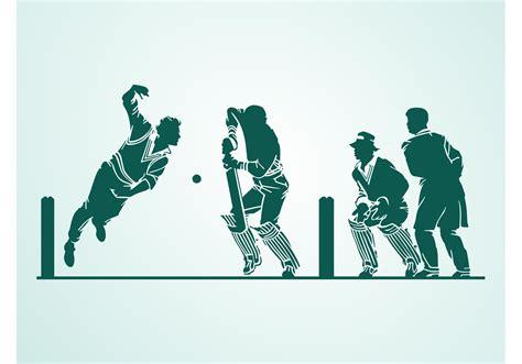 Cricket Vector Free Vector Stock Graphics