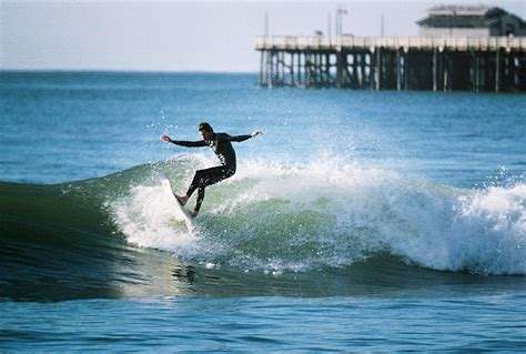 Surfing In by The Best Surf Spots In Northern California