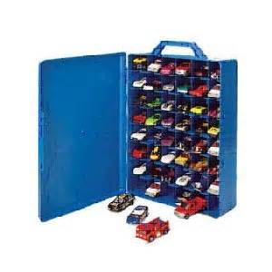 Toy Car Storage: Hot Wheels Case