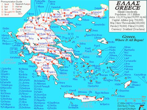 map of greece islands map of greece greece property for sale crete