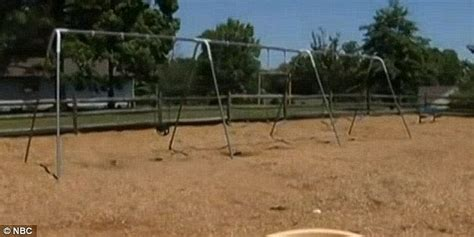 Of Toddler Found Lifeless In Playground Swing Ruled