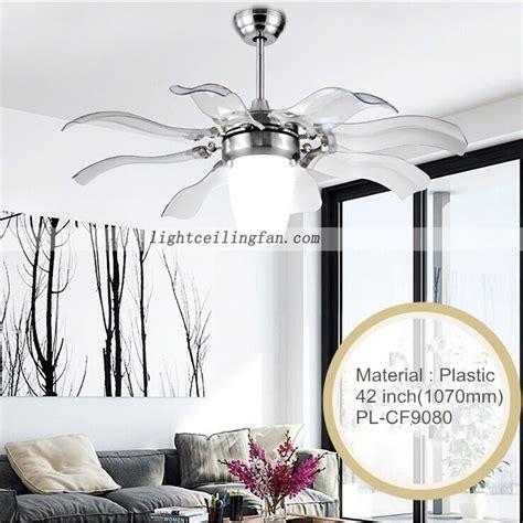 ceiling fan retractable blades decorative foldable blades 42 retractable blades ceiling