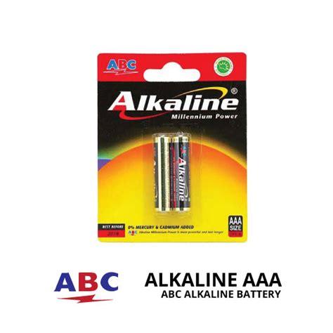 Jual Baterai Abc jual baterai abc alkaline 2pcs aaa harga dan spesifikasi