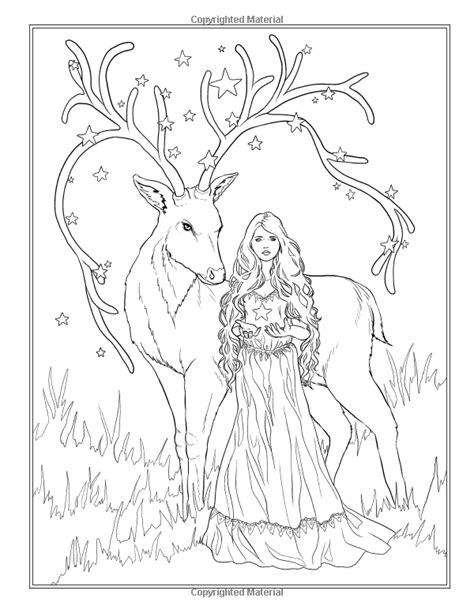 4 festive holiday coloring pages for adults favecrafts com festive magic fantasy christmas coloring book fantasy coloring by selina volume 12 selina