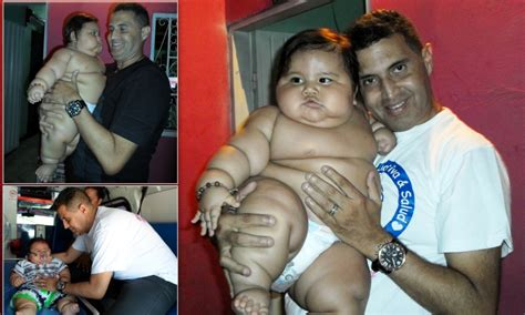 biggest baby in the world unbred all the way colombia s fattest baby rescued by charity for life saving