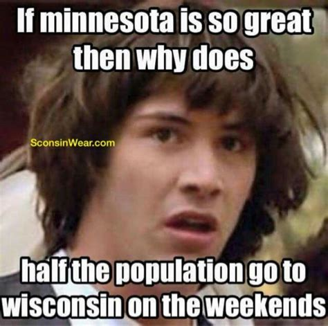 Wisconsin Meme - 17 funniest memes about wisconsin