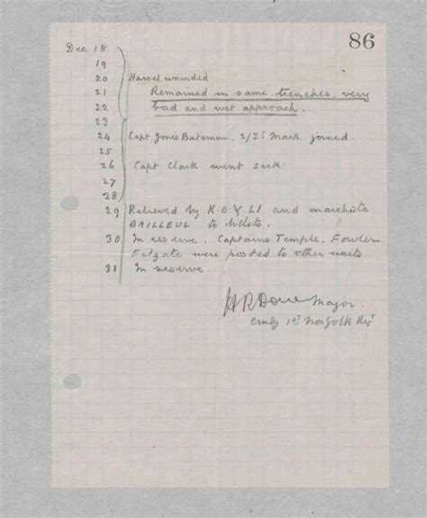 the truce the diary the christmas truce 1914 the national archives blog